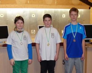 Bronzemedaille für Jonas Heil